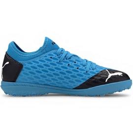 Puma Future 5.4 Tt Jr 105813 01 voetbalschoenen blauw blauw