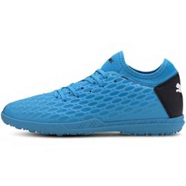 Puma Future 5.4 Tt M 105803 01 voetbalschoenen blauw blauw