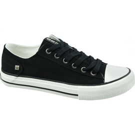 Big Star Schoenen W DD274338 zwart
