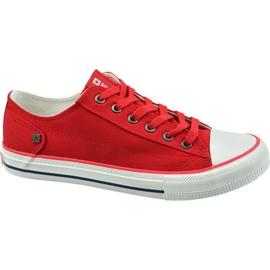 Big Star Schoenen W DD274339 rood