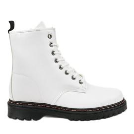 Witte geïsoleerde laarzen DJH01-1