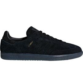 Adidas Samba Og M B75682 schoenen zwart