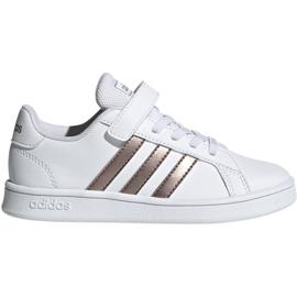 Adidas Grand Court C Jr EF0107 schoenen wit