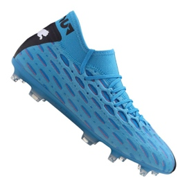 Puma Future 5.2 Netfit Fg / Ag M 105784-01 voetbalschoenen blauw blauw
