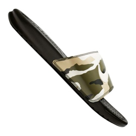 Nike Benassi Jdi Print M 631261-301 slippers veelkleurig