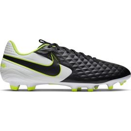 Nike Tiempo Legend 8 Academy FG / MG M AT5292-007 voetbalschoenen zwart zwart