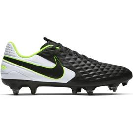 Nike Tiempo Legend 8 Academy Sg Pro Ac M AT6014-007 voetbalschoenen zwart zwart