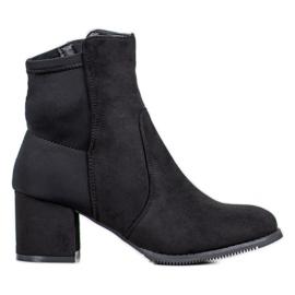 J. Star Zwarte laarzen