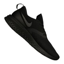 Nike Odyssey React 2 Flyknit M AH1015-003 schoenen zwart