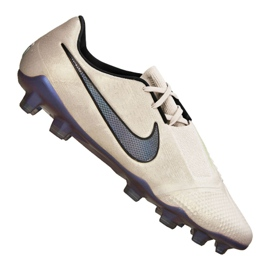 Nike Phantom Vnm Elite Fg M AO7540-005 voetbalschoenen beige mat wit