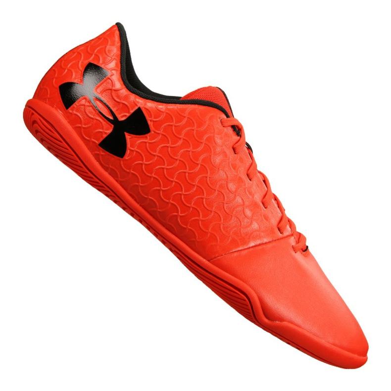 Indoorschoenen Under Armour Magnetico Select Ic M 3000 117-600 rood oranje