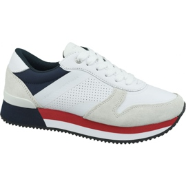 Tommy Hilfiger Active City-sneaker W FW0FW04304 020 wit