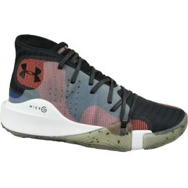 Under Armour Spawn Mid M 3021262-006 schoenen veelkleurig veelkleurig