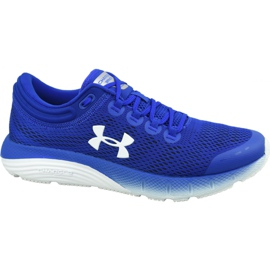 Under Armour Charged Bandit 5 M 3021947-401 schoenen blauw