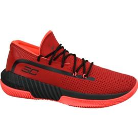 Under Armour Sc 3Zero Iii M 3022048-601 schoenen rood rood