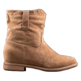 Seastar Modieuze cowboylaarzen bruin