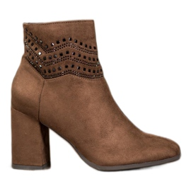 Kylie Elegante bruine laarzen
