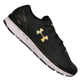 Under Armour Charged Bandit 3 Ombre M 3020119-001 schoenen zwart