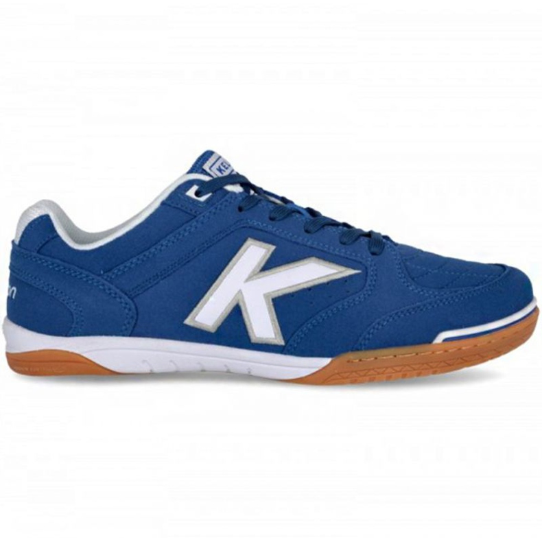 Kelme Precision Indoor 55211 0703 indoorschoenen blauw blauw
