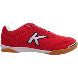 Kelme Precision Indoor 55211 0130 indoorschoenen rood rood