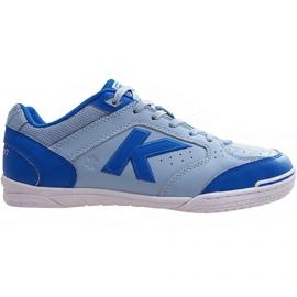 Indoorschoenen Kelme Precision Elite 2.0 Indoor 55871 9421 blauw blauw