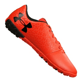Under Armour Magnetico Select Tf M 3000116-600 voetbalschoenen oranje rood