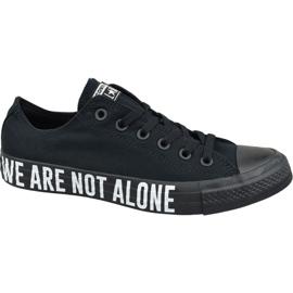 Converse Chuck Taylor All Star Ox M 165382C schoenen zwart