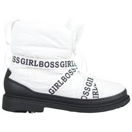 Vices Girl Boss snowboots wit