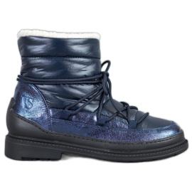 Textiel Snowboots VICES blauw