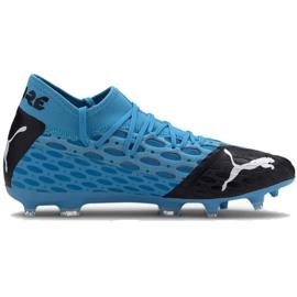 Puma Future 5.2 Netfit Fg Evo M 105984 01 voetbalschoenen blauw blauw