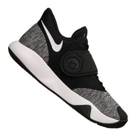 Nike Kd Trey 5 Vi M AA7067-001 schoenen zwart zwart, grijs / zilver