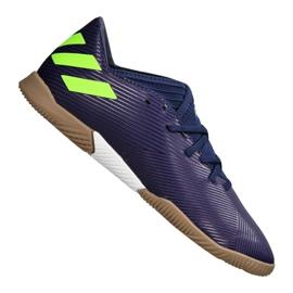 Adidas Nemeziz Messi 19.3 In Jr EF1815 schoenen marineblauw purper