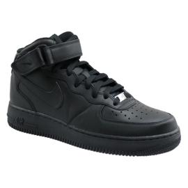 Nike Air Force 1 Mid 07 M 315123-001 schoenen zwart