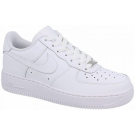 Nike Air force 1 Gs Jr 314192-117 schoenen wit