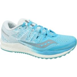 Saucony Freedom Iso 2 W S10440-36 hardloopschoenen blauw