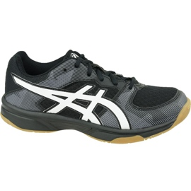 Asics Gel-Tactic Gs Jr 1074A014-003 volleybalschoenen zwart zwart