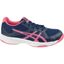 Asics Upcourt 3 W volleybalschoenen 1072A012-407 marine