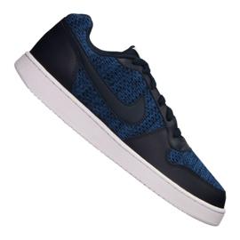 Nike Ebernon Low Prem M AQ1774-440 schoenen