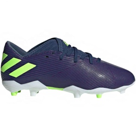 Adidas Nemeziz Messi 19.3 Fg Jr EF1814 voetbalschoenen purper