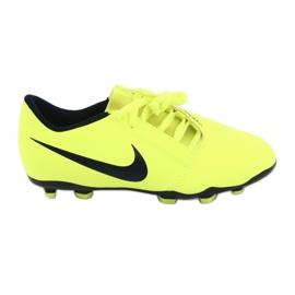 Nike Phantom Venom Club Fg Jr AO0396-717 voetbalschoenen geel