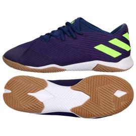 Adidas Nemeziz Messi 19.3 In M EF1812-schoenen marineblauw marine