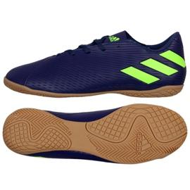Adidas Nemeziz Messi 19.3 In M EF1810-schoenen marineblauw marine
