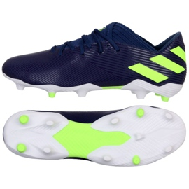 Adidas Nemeziz Messi 19.3 Fg M EF1806 schoenen violet marine