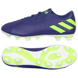 Adidas Nemeziz Messi 19.4 Fg M EF1807 schoenen purper violet