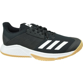 Adidas Crazyflight Team M D97701 volleybalschoenen zwart