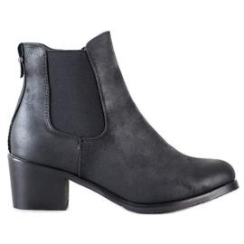 Goodin Comfortabele Jodhpur-laarzen zwart