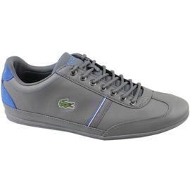 Lacoste Misano Sport 118 1 M CAM00831Z8 schoenen grijs