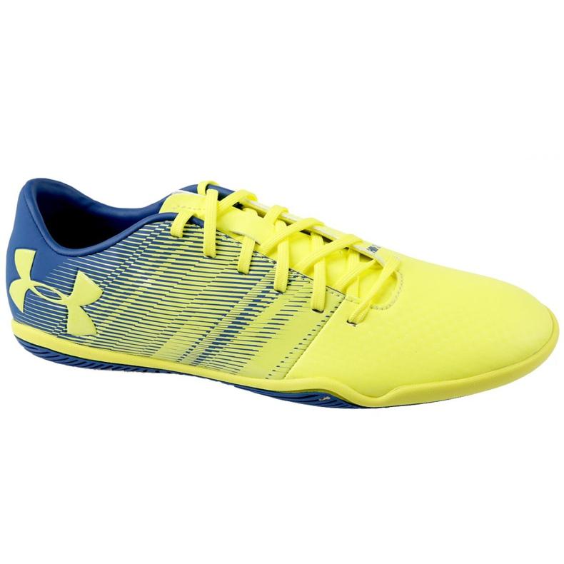 Under Armour Spotlight In M 1289538-300 schoenen geel geel