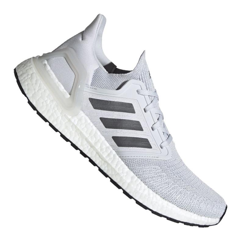 Adidas UltraBoost 20 M EG0694 schoenen grijs