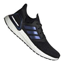 Adidas UltraBoost 20 M EG0692 schoenen zwart